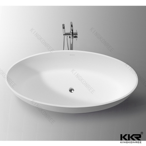 Oval shape bathtub KKR-B066